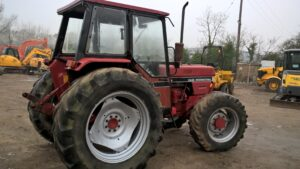 1993 Case 895 Stockman 4x4 Tractor Image